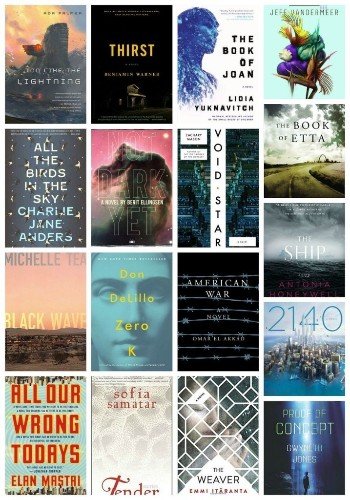 17 Spine-Tingling New Books For Fans Of Dystopia