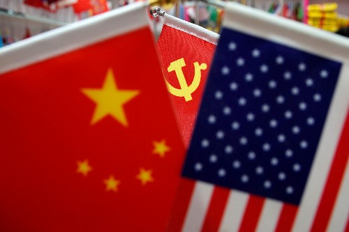 U.S. intellectual property complaints a 'political tool': China state media