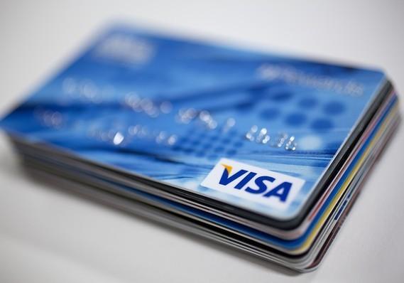 Visa suspends operations in Crimea