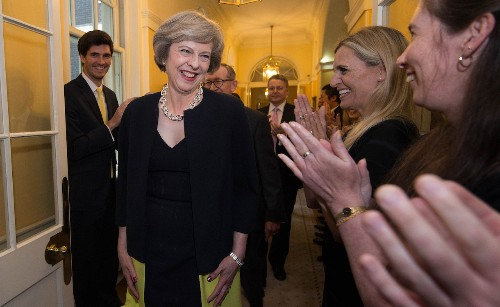 The Week in Review: Britain's New Prime Minister