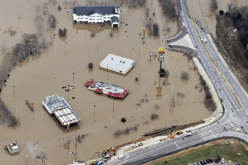 Epic Flooding in Midwest: Pictures