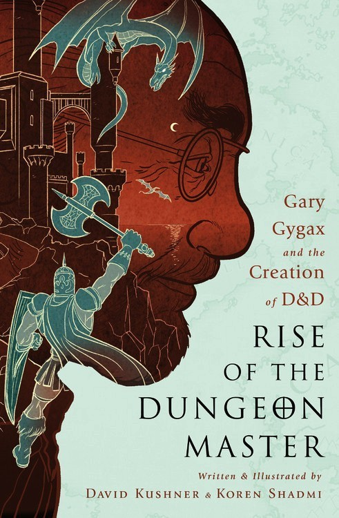 Graphic novel will celebrate the life of Gary Gygax, father of D&D