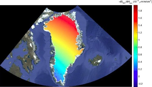 A new NASA tool predicts how high seas will rise in your city if specific glaciers melt