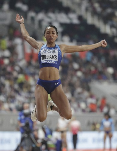 All in the family: Williams siblings share stage at worlds