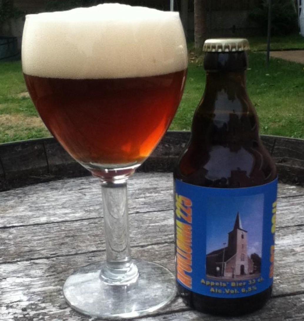 De Belleketels brouwen samen met brouwerij 'T Kroontje en Mario Rottiers van AB INBEV Een collaboration-brew Appellonia 225.