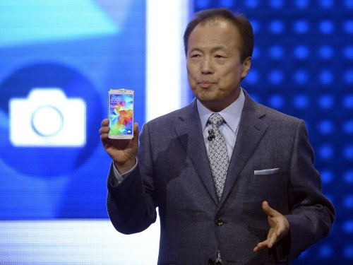 If This Really Is Samsung's New Phone, Next Year Is Going To Be Rough