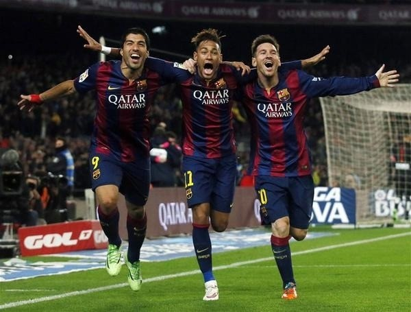 Barcelona's Front 3 Click, but Neymar Has to Deliver Top Quality More Often