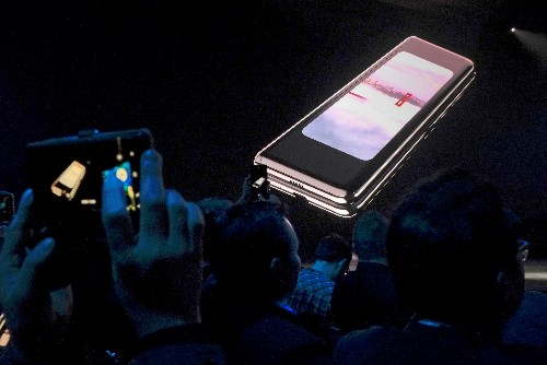 Samsung delays public rollout of Galaxy Fold phone