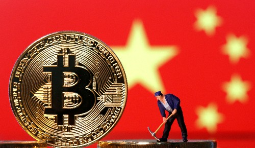 Bitcoin plummets to a six-month low on China crackdown