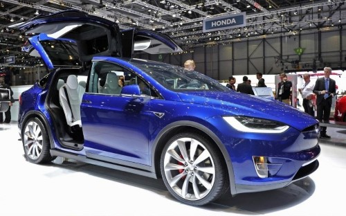 Elon Musk tells unhappy Tesla investors: 'Buy Ford'