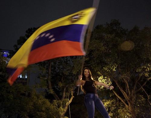 Opposition Wins Big in Venezuela Legislative Elections: Pictures