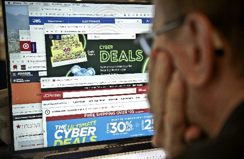 As online shopping surges, so too does Cyber Monday's riches