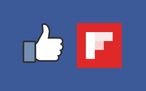 Like and Follow Flipboard on Facebook