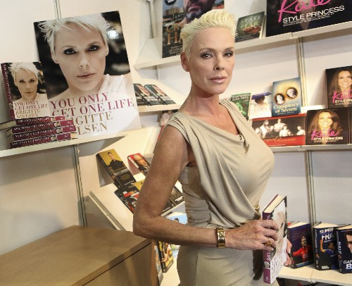 Brigitte Nielsen expecting 5th child at 54 years old