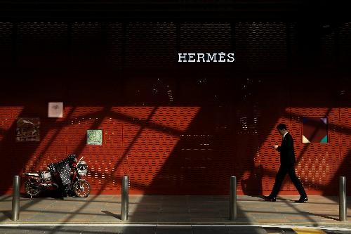Hermès ne voit pas de changement de tendances depuis début 2019
