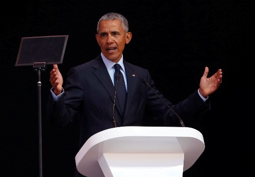 Obama Speaks, Royals Pay Tribute, on Mandela Anniversary: Pictures