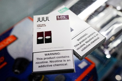 Juul under scrutiny by 39 state attorneys general