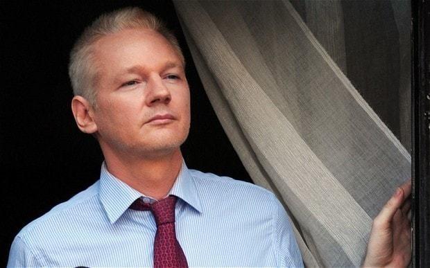 Ecuador demands safe passage for Julian Assange to visit doctor