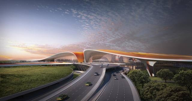 How To Design The World's Biggest Airport Terminal