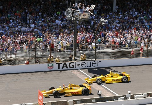 Indy 500 in Pictures
