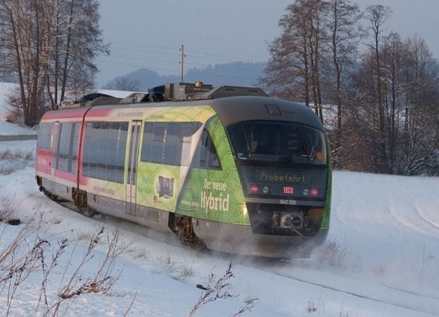 Greener, quieter and more efficient - has Rolls-Royce created the train of the future?