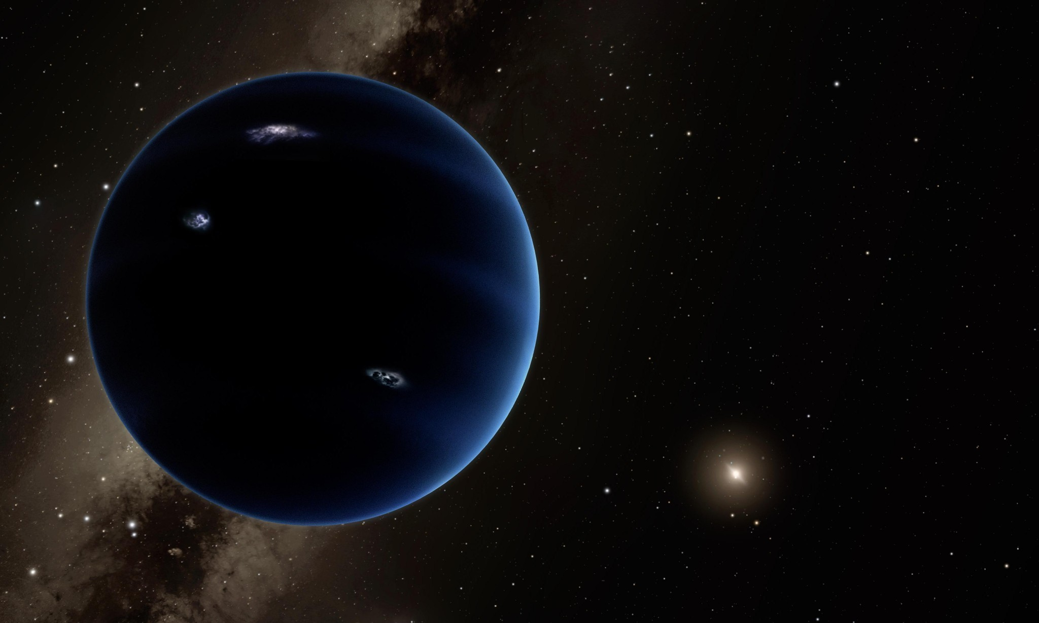 Search narrows for Planet Nine along sprawling orbit of thousands of years