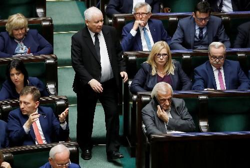 Polish lawmakers vote for bill criminalizing 'promoting underage sex'