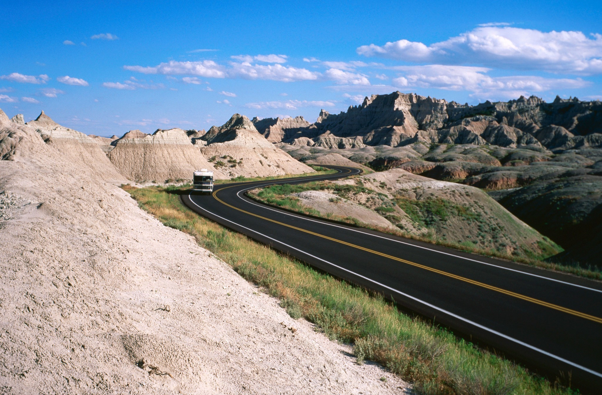 South Dakota's best scenic drives