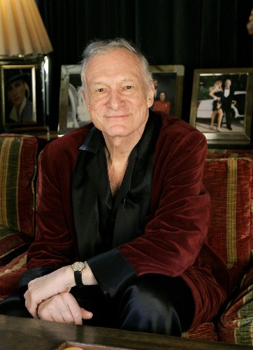 Hugh Hefner: A Life in Pictures