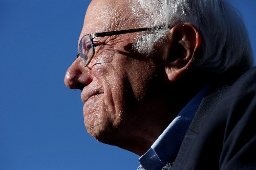 Bernie Sanders draws thousands to rally in New York in comeback from heart attack