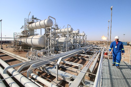 Iraq and Saudi Arabia agree to work together to stabilize oil markets
