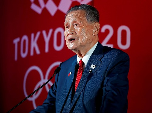 Tokyo 2020 Olympics President says no plan to wear mask: media