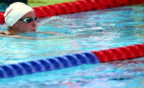 Ledecky illness shocks world championships