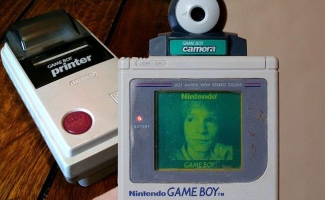 Game Boy camera pictures look primitive — and that's refreshing