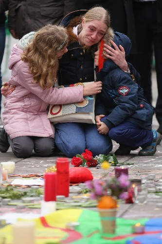 The Mourning After for Belgium: Pictures