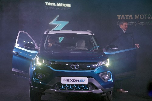 Tata launches 'ecosystem' to kickstart Indian clean vehicles