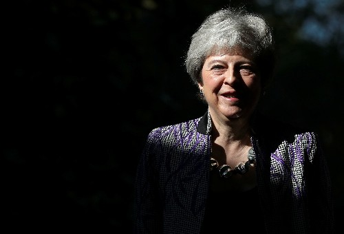 UK Conservatives to demand clear departure schedule from PM May