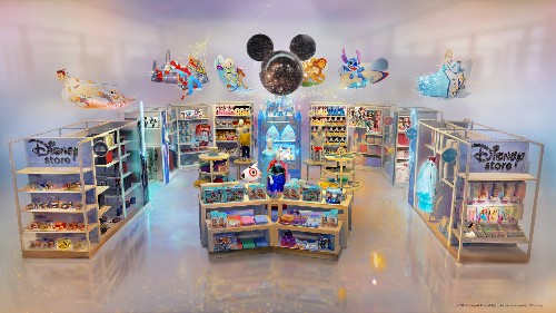 Disney to launch 25 stores inside Target nationwide on October 4