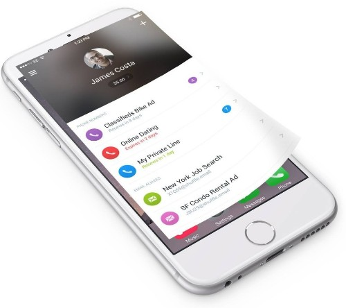 Shuffle's New iPhone App Lets You Create Disposable Phone Numbers…And Emails, Too