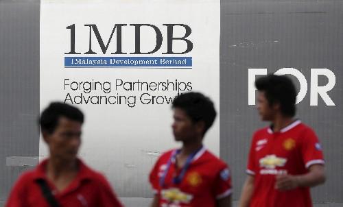 Malaysia, Goldman talking dropping criminal charges over 1MDB