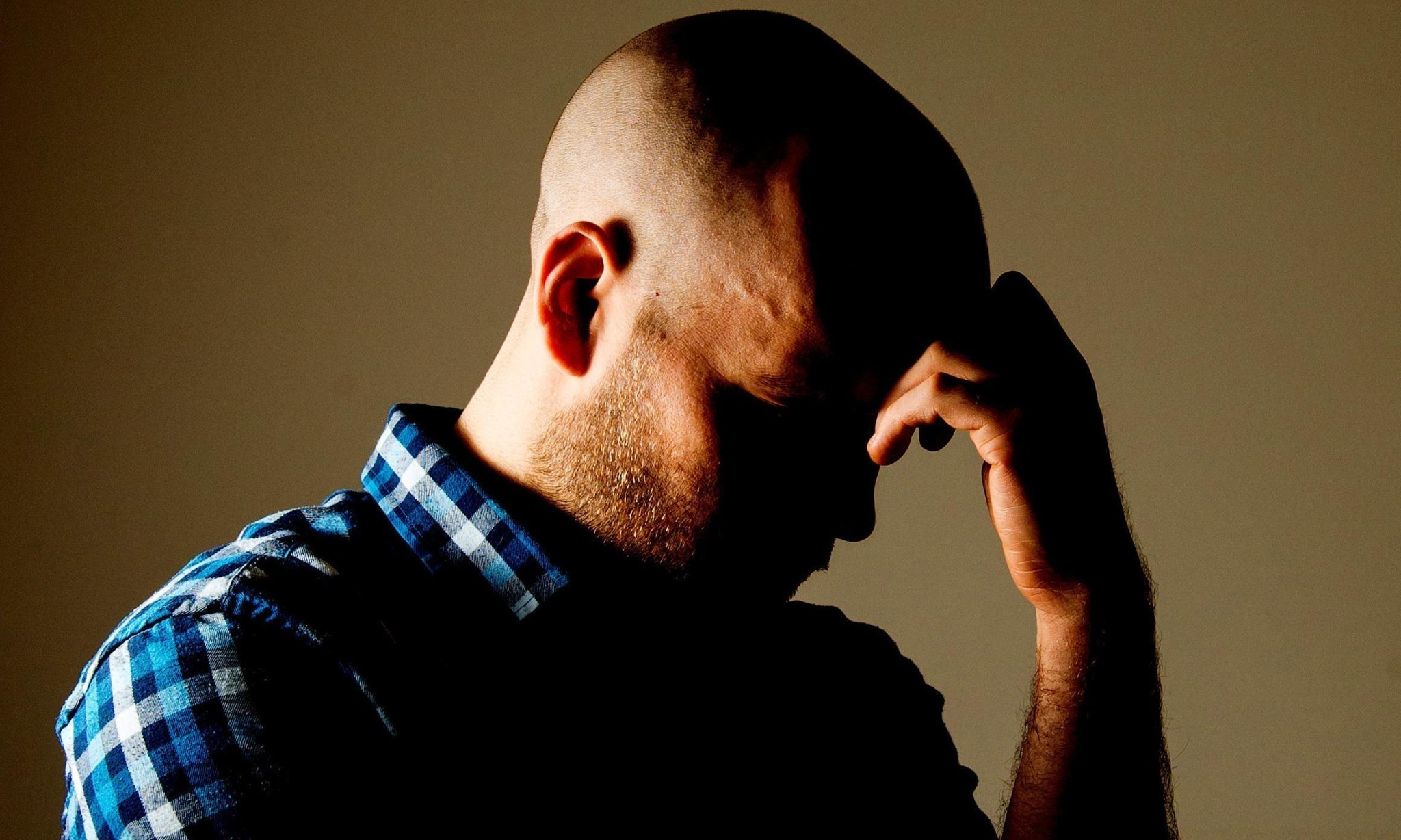Men much less likely to seek mental health help than women