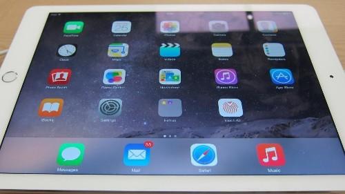 iPad Sales Slump As Android Tablets Soar