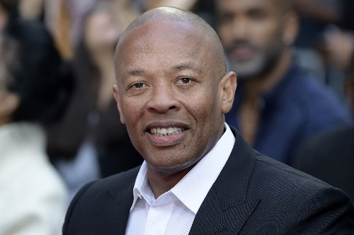 Grammys to honor Dr. Dre for trailblazing production work