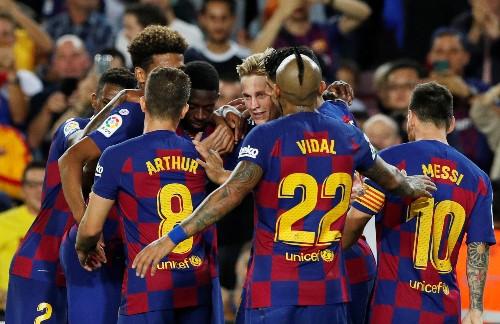 Barca-Real Madrid clash postponed amid Catalan crisis, set for Dec. 18