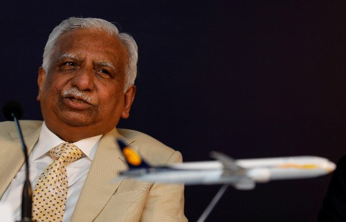 Jet Airways founder Naresh Goyal to quit as chairman on Monday: ET Now