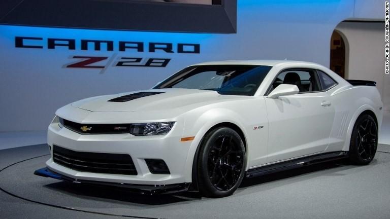 $75,000 Camaro ... No A/C but super fast