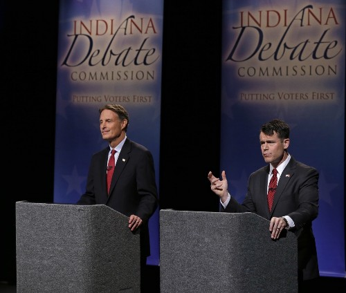 Key Senate Races Across the Country: Pictures