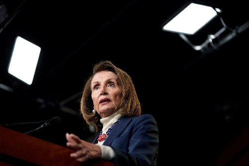 U.S. House Speaker Pelosi rejects Trump plan to reopen government
