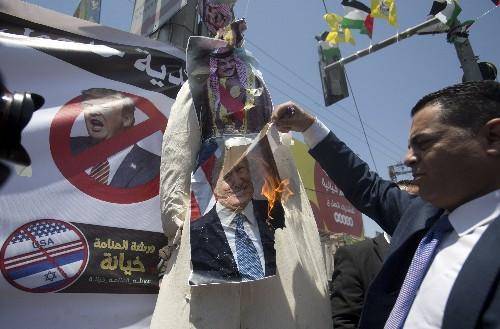 US pushes Palestinian economic plan amid doubts, hostility