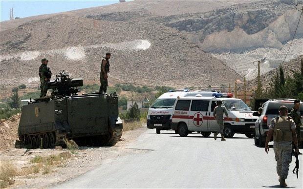 Islamic State seizes territory inside Lebanon